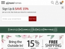 PictureFrames.com Coupon 70% OFF On Sale Products
