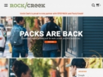 Rock Creek Promo Code: Up To 50% OFF Travel Gear And Apparel