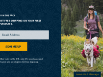Ruffwear Coupon Eco-Friendly Outdoor Dog Products