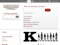 Saratoga Wine Exchange Coupon Code Wines From $8.94 Clearance