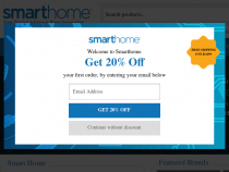 Smarthome Coupon Code: 10% OFF On All Orders