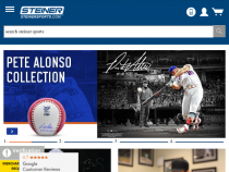 Steiner Sports Coupon Code FREE Shipping All Orders