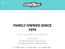 Surf Ride Coupons FREE Shipping On Orders Over $79