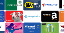 $15 Amazon Gift Card With 1500 Swagbucks