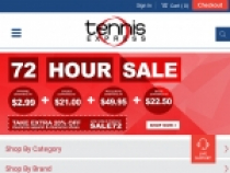 Extra 25% OFF Super Clearance Apparel At Tennis Express