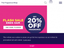The Fragrance Shop Sale Items Up To 60% OFF