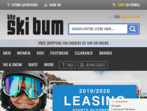 The Ski Bum Promo Code FREE Shipping On $59+
