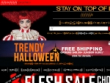 FREE Shipping On Orders Over $49.99 At Trendy Halloween