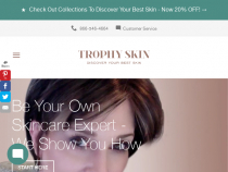 Trophy Skin FREE Shipping Coupon On All Orders