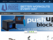 Ultimate Body Press Promotional Code Up To 50% OFF Sale Items