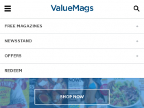 ValueMags Discount Code Up To 90% OFF Discount Magazine Subscriptions