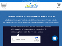 15% OFF On All VitalSleep Purchases