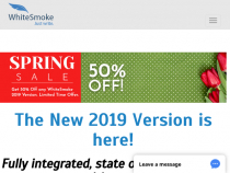 WhiteSmoke Software Products: Up To 50% OFF