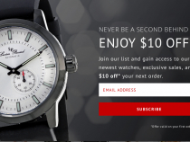 World of Watches Coupon Code $20 OFF Orders $175+