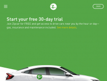 $75 FREE Driving For Ikea Family Members At Zipcar