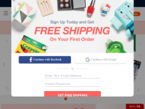 FREE Shipping On First Order When You Sign Up At Hollar