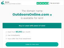 Outdoors Online Sale Items At Up To 75% OFF