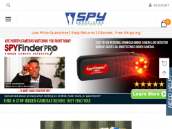 Spy Associates Coupon Codes