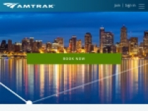 Amtrak 15% OFF Senior Discount
