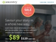AncestryDNA Kits For £79 At Ancestry UK