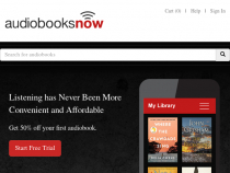 50% OFF With Club Pricing Plan At AudioBooksNow