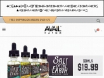10% OFF Code On First Order At Avail Vapor