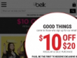 FREE Shipping on All Orders Over $99 At Belk