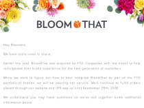 Bloom That $5 OFF Promo Code With Email Sign-Up