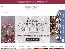 3 FREE Samples With Every Order At BlueMercury