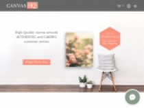 CanvasHQ Coupon 25% OFF + FREE Canvas