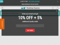 MedShopExpress Up To 50% OFF Retail Prices