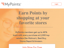 Join MyPoints And Receive FREE Gift Cards