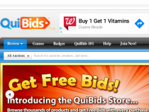 3 Free Bonus Bids When You Sign Up At Quibids