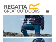 Up To 80% OFF Outlet Items + FREE Delivery At Regatta UK