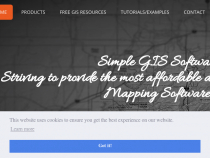 Simple GIS Software Products From Just $25