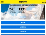 Spirit Airlines Promo Codes