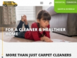 Carpet Cleaning Service at Stanley Steemer