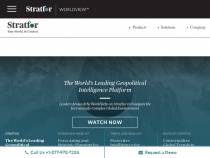 One Year Stratfor Subscription: Just $129 + FREE Book