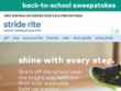 20% OFF 1 Item W/ Email Sign Up At Stride Rite
