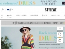 FREE Shipping On All Orders Over $60 At StyleWe