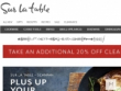 Sur La Table Coupons, Promo Codes & Sales