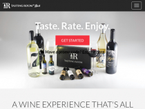 Sign Up For Special Offers from Tasting Room