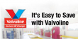 Valvoline Instant Oil Change Coupons