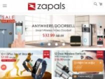 FREE Shipping On Select Zapals Items For Registered Customers