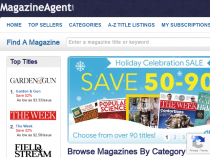 Magazine Agent Promo Code Up To 91% OFF On Today's BestSellers Books