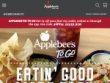 FREE $10 Gift Card At Applebees