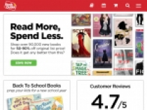 Up To 90% OFF Original List Price Of Select Titles At Book Outlet