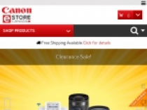 Bonus Gifts On Any Ink Purchase Of $100+ At Canon Canada
