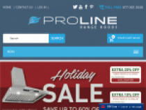 Up To 60% OFF Clearance Sale At Proline Range Hoods