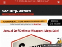 Up To 40% OFF Sale Items At Security Wizard